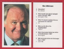 Manchester United Ron Atkinson